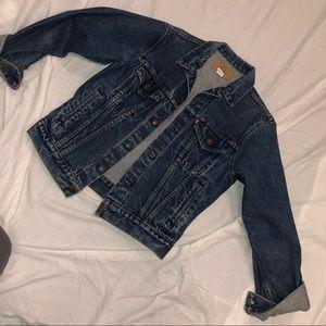 Vintage Levi's denim jacket sz 20